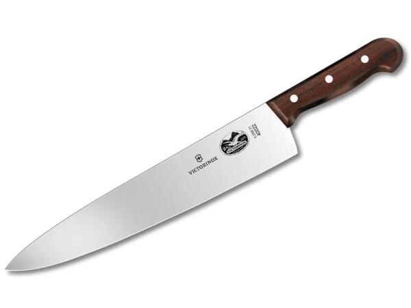 Victorinox ビクトリノックス ローズウッド30cmシェフズ・ナイフ(牛刀)Rosewood シリーズ