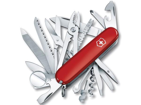 【在庫有】 Victorinox ビクトリノックス Swiss Champ (赤) Army 33機能マルチツール Swiss Champ Knife Pocket Knife (赤) おすすめです♪, summer.s:cfc28469 --- business.personalco5.dominiotemporario.com
