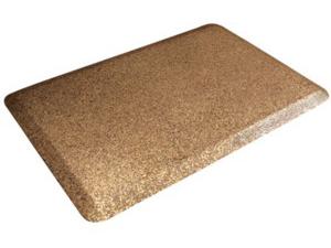 WellnessMats ウェルネス・マット Granite 抗疲労マット(コッパー) 約90×60cmGranite Collection シリーズ