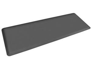 WellnessMats ウェルネス・マット Smooth 抗疲労オリジナルマット(グレー) 約180×60cmOriginal Mat シリーズ