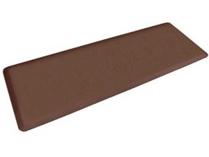 WellnessMats ウェルネス・マット Entwine 抗疲労キッチンマット(ブラウン) 約180×60cmMotif Collection シリーズ