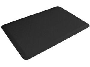 WellnessMats ウェルネス・マット Trellis 抗疲労キッチンマット(ブラック) 約90×60cmMotif Collection シリーズ