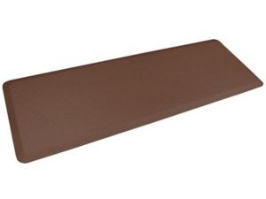 WellnessMats ウェルネス・マット Trellis 抗疲労キッチンマット(ブラウン) 約180×60cmMotif Collection シリーズ