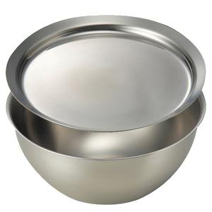 料理研究家 お気にいる 有元葉子さんのオリジナルデザイン ラバーゼシリーズのお買い得2点セットです ラバーゼ 今ダケ送料無料 ステンレス ボール お買い得2点セット プレート 中 送料無料 有元葉子デザイン