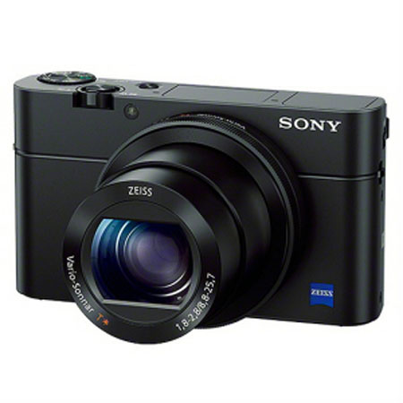 【SONY】 ソニー デジタルスチルカメラ サイバーショット DSC-RX100M3 ブラック
