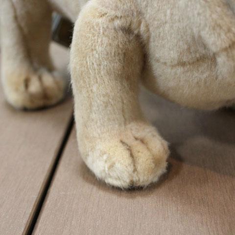 犬 ぬいぐるみ パグ [いぬ イヌ リアル 本物 そっくり かわいい]