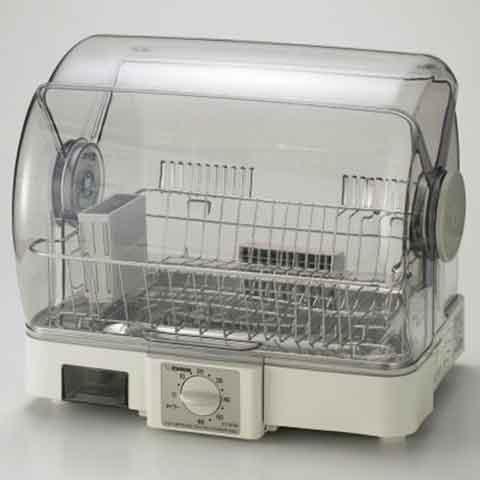 【★エントリーでさらに4倍!8月4日20時~8月9日1時59分迄★】【象印】 食器乾燥器 EY-JF50-HA