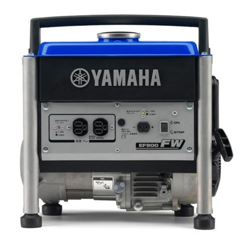 【★エントリーでさらに4倍!4月9日20時~4月16日1時59分迄★】【YAMAHA/ヤマハ】 4サイクル ポータブル 発電機 50Hz (東日本地域専用) EF900FW