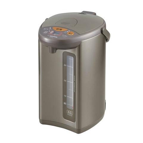 【象印】マイコン沸とう電動ポット 4.0L 優湯生 CD-WU40