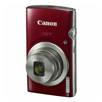【★エントリーでさらに4倍!4月9日20時~4月16日1時59分迄★】【Canon/キャノン】コンパクトデジタルカメラ IXY200 レッド