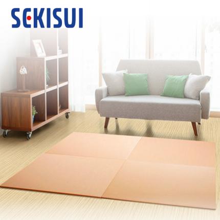 【SEKISUI/セキスイ】 美草 フロア畳(置き畳・たたみ・タタミ) シュクレ オレンジ 日本製 日本アトピー協会推奨品