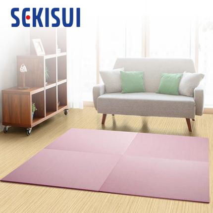 【SEKISUI/セキスイ】 美草 フロア畳(置き畳・たたみ・タタミ) シュクレ グレープ 日本製 日本アトピー協会推奨品
