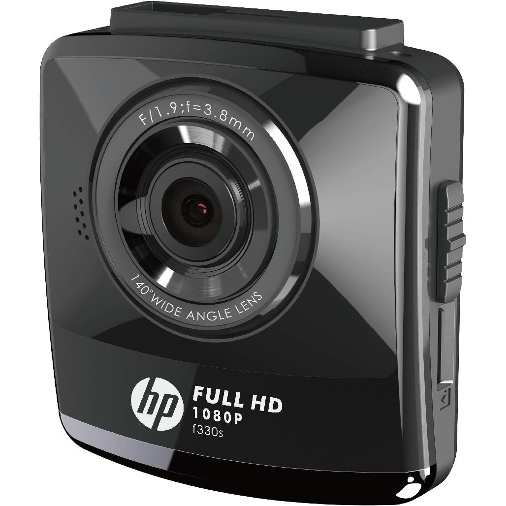 【★エントリーでさらに4倍!4月9日20時~4月16日1時59分迄★】【HP/ヒューレット・パッカード】 フルHD 高画質 200万画素 ドライブレコーダー 2.4インチ 駐車監視機能搭載 f330s