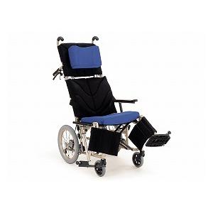 カワムラサイクル ティルト&リクライニング介助型車いす ぴったりフィット KPF16【介助式 リクライニング 多機能 車椅子 車イス】