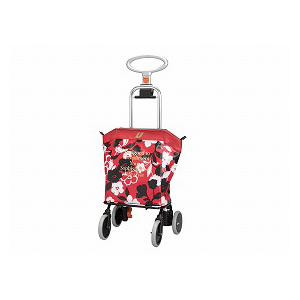 ユーバ産業 4輪タイプ・ショッピングカート アップライン UL-0218(キャリーカート)