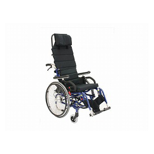 カナヤママシナリー ティルト・リクライニング自走用車いす LAPPO3(らっぽ3)【介助式 リクライニング ティルト 多機能 車椅子 車イス】