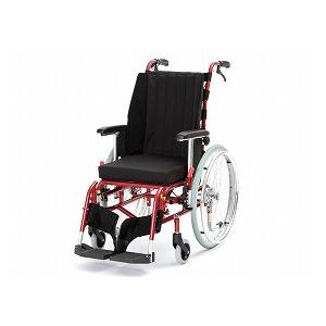 カナヤママシナリー 自走型車いす DERRARE2(デレーラ2)【介助式 ティルト 車椅子 車イス】