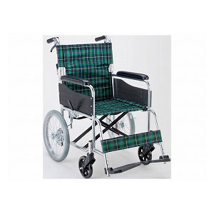 マキテック EW-30(介助型車いす)【車椅子 車いす 介助用 軽量 折りたたみ アルミ】