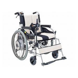 マキテック 電動車いす e-COLORS KC-JWX-1【自走式 電動 車いす 車イス くるまいす 電動カート シニアカー セニアカー 軽量車椅子 コンパクト収納 自走式車椅子 ノーパンク 】