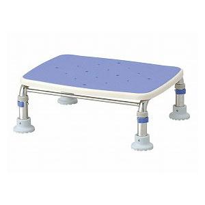 アロン化成 ステンレス製浴槽台R ミニ10 【介護 椅子 風呂 シャワー チェアー 浴槽台】