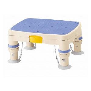 アロン化成 高さ調節付浴槽台R(滑り止めシート)【介護 椅子 風呂 シャワー チェアー 浴槽台】