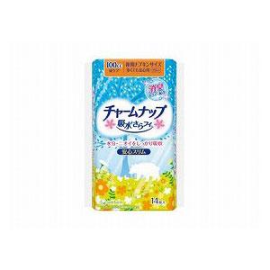 ユニ・チャーム チャームナップ 多くても安心用1ケース(14枚×24枚)