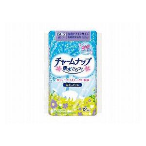 ユニ・チャーム チャームナップ長時間安心用1ケース(12枚×24枚)