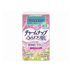 ユニ・チャーム チャームナップふんわり肌 少量用1ケース(30枚×24袋)