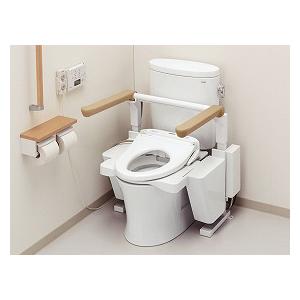 TOTOエムテック トイレリフト EWC151【介護用品 福祉用具 排泄関連 簡易 トイレ 補高便座 介護 福祉】