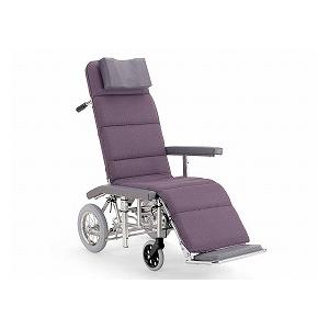 カワムラサイクル フルリクライニング介助型車椅子 標準タイプ RR60N【介助式 フルリクライニング 多機能 車椅子 車イス】