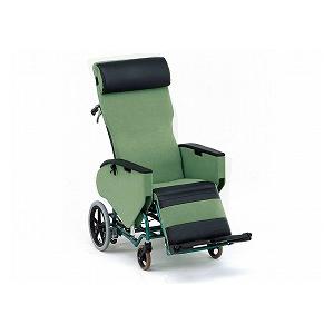 松永製作所 フルリクライニング車いす介助型 エリーゼ FR-31TR【介助式 フルリクライニング 多機能 車椅子 車イス】