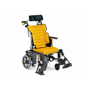 松永製作所 マイチルト・コンパクト-3D MH-CR3D【介助式 リクライニング ティルト 多機能 車椅子 車イス】