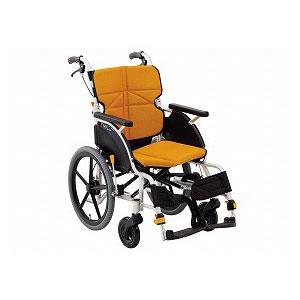 松永製作所 ネクストコア-プチ 《低床》 NEXT-20B(介助型車いす)【車椅子 車いす 介助用 軽量 折りたたみ アルミ】