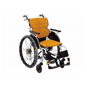 製作所 ネクストコア-グラン 《高床》 NEXT-12B(自走型車いす)【車椅子 車いす 自走用 軽量 折りたたみ アルミ】