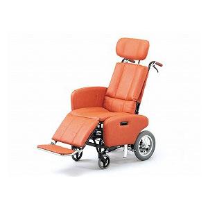 日進医療器 ティルト&フルリクライニング車いす NHR-7B【介助式 フルリクライニング ティルト 多機能 車椅子 車イス】