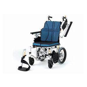 日進医療器 ウルトラシリーズモジュールタイプ NAH-U7(介助型車いす)【車椅子 車いす 介助用 軽量 折りたたみ アルミ】