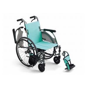 ミキ 多機能自走型車いす カルッタ CRT-3