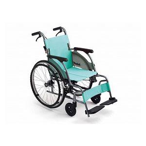 ミキ 自走型車いす カルティマ CRT-5【車椅子 車いす 自走用 軽量 折りたたみ アルミ】