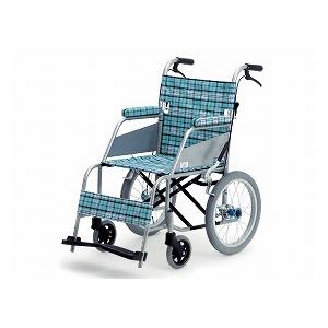 片山車椅子 介助型車いす KARL(カール) KW-903【車椅子 車いす 介助用 軽量 折りたたみ アルミ】