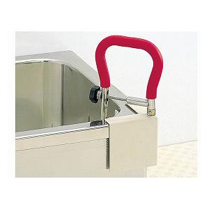 フォーライフメディカル エルグリップ(お風呂用手すり)φ31 6301-0300【入浴いす シャワーチェア 介護 椅子 風呂 シャワーベンチ 浴槽台】