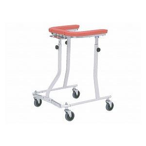 日進医療器 折りたたみ式歩行車四輪自在 TY157F