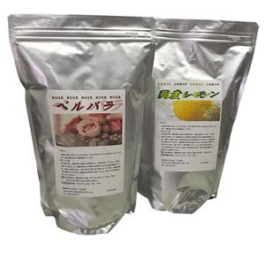 アサヒ商会 アサヒ入浴化粧品(2.5kg×4袋)【入浴剤 自然 種類 豊富 濁り】