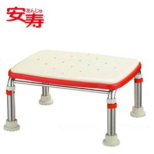 アロン化成 期間限定で特別価格 ステンレス製浴槽台R ソフト20‐30 介護 椅子 使い勝手の良い 風呂 チェアー 浴槽台 シャワー