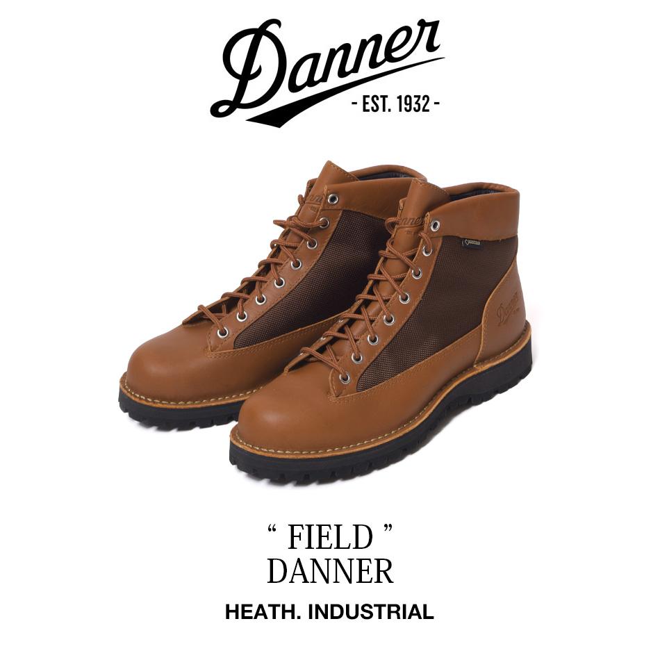 【DANNER】D121003 FIELD 【送料無料】メンズ ブーツ 靴 Danner DANNER FIELD ダナーフィールド D121003 アウトドア キャンプ ソロキャンプ トレッキング 30代 40代 50代 HEATH. ヒース BLUEPORT ブルーポート 横浜 大人 アメカジ