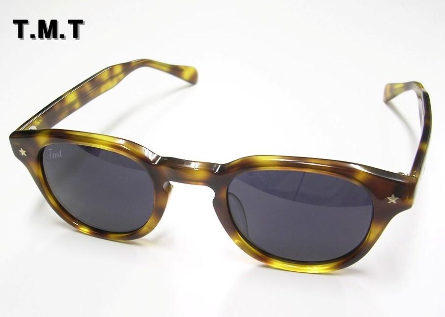 【TMT [ティーエムティー] サングラス メガネ 眼鏡】TEW-S14EC02【中古】
