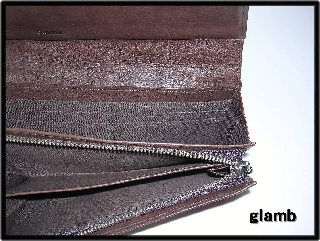 956900259664 楽天市場】【glamb Rudy long wallet 財布 グラム ロング ウォレット ...