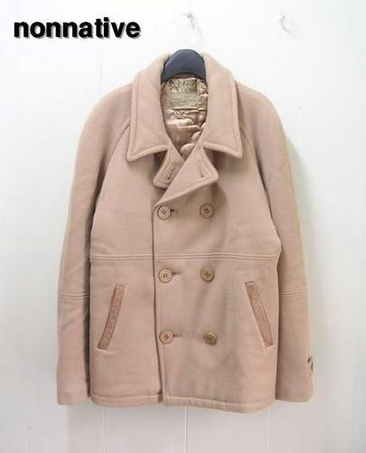 2 【nonnative [ノンネイティブ] Thinsulate Pコート ジャケット】