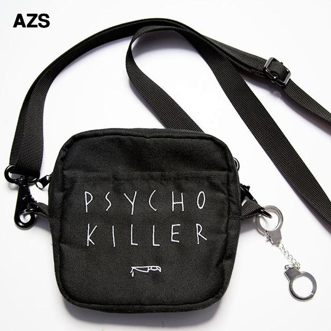 レア 人気【AZS TOKYO PSYCHO KILLER SHOULDER BAG アザス トウキョー PSYCHO KILLER ショルダーバッグ ショルダーポーチ】