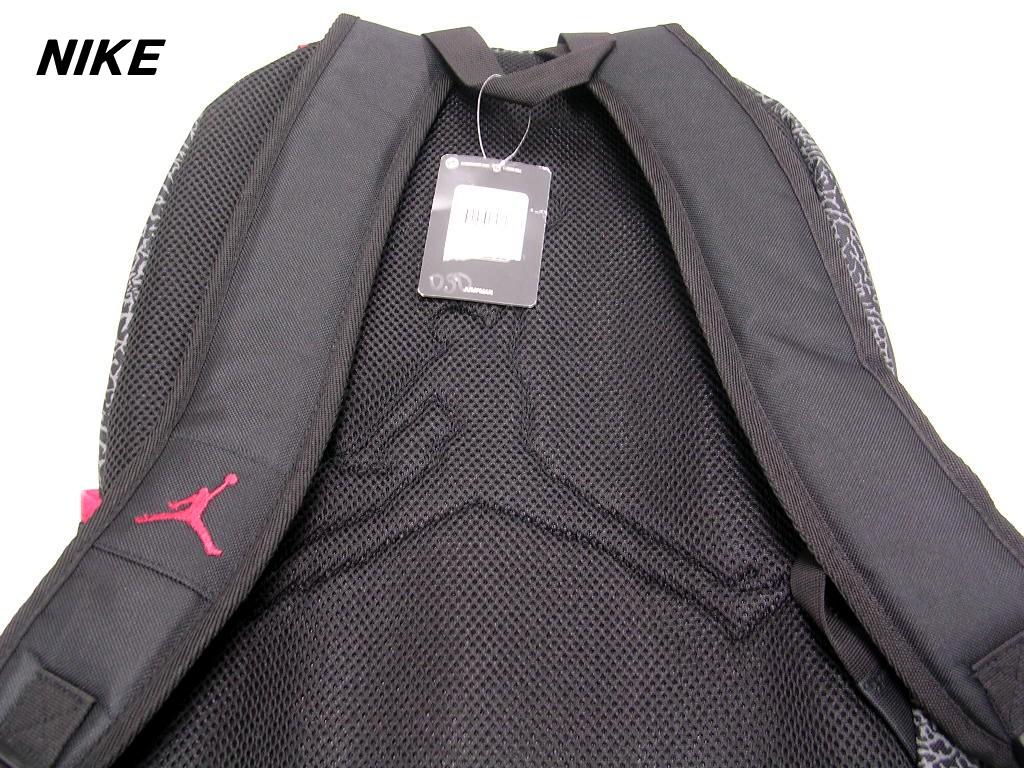 237ad3611fb566  NIKE AIR JORDAN 9A1223-391 Nike Air Jordan Jordan logo monogram backpack  bag rucksack cement