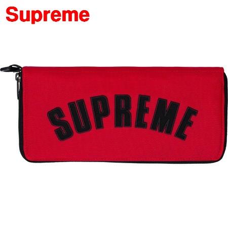 Red【Supreme / The North Face Arc Logo Organizer NM81948I シュプリーム / ザ ノース フェイスアーチロゴ オーガナイザー ポーチ TR TNFレッド 赤 2019SS 国内正規品】